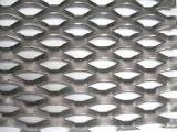 Expanded metal mesh stainless
