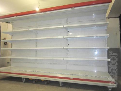 Refrigeration rack BU Koxka