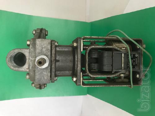 Valve gas solenoid KG-10