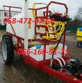 Sprayer OP 2000(18)trailed 2500l (hydraulics mechanic)