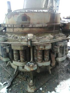 Sell crusher KMD 1200 in excellent condition