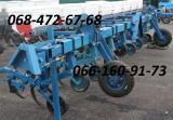 Cultivator Krn 5,6 with the fertilizer system.