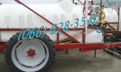 Sprayer trailed the Action of OP-2000