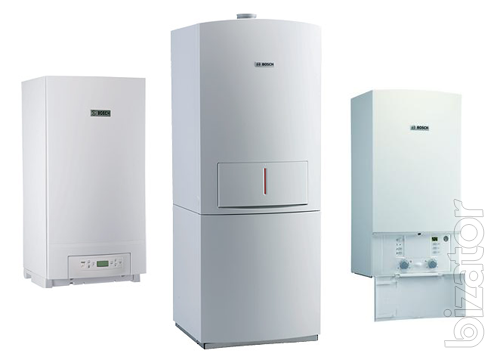 Sale and installation of Gas, Solid fuel and Electric Boilers