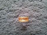 Sell gold ring (used)