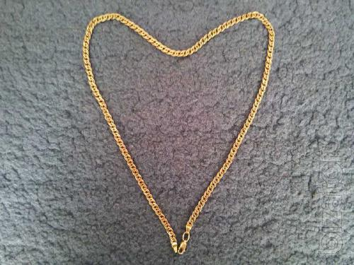 Sell a gold chain (used)
