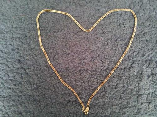 Sell a gold chain 585 (b/a)