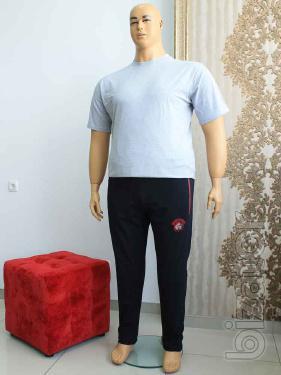 Trousers (pants) sports men's large size