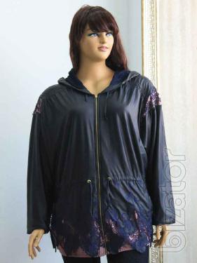 Lightweight women's jacket (windbreaker) large size