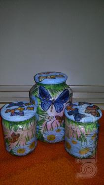 Jars for bulk