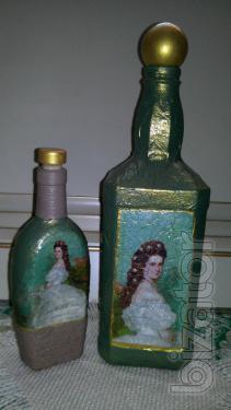 More bottles Lady