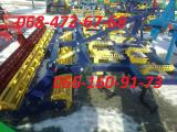 Mounted cultivator farm up to 3.5 continuous processing