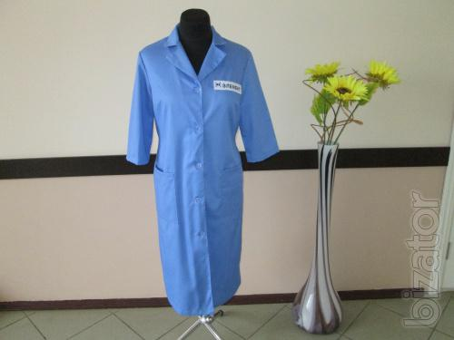 Medical robes in stock