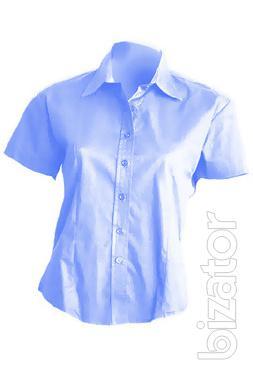 Shirt women's short sleeve, petalina