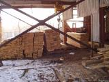 Services in sawing of round timber, drying of sawn timber