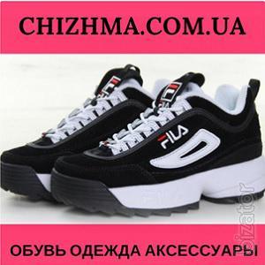 Kiev 2018 Chizhma shop youth footwear clothing