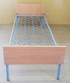 The single bed is 190*80, the back is chipboard