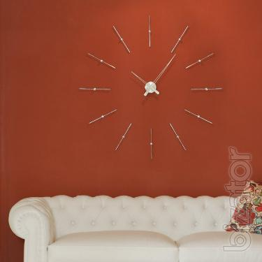 Wall clock Nomon Merlin 12 I for connoisseurs of elegance
