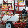 The New trailed sprayer Op 2000l/2500l