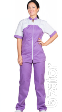 Suit medical under the order