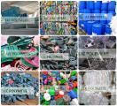 Always buy crushed plastics, PP, PS, PEND, UPM, HDPE