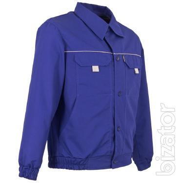 Protective working jacket