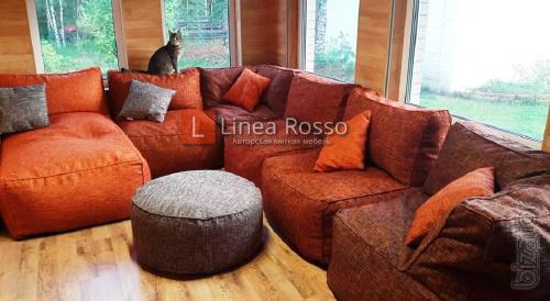 More sofas on order
