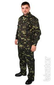 Suit camouflage for handymen