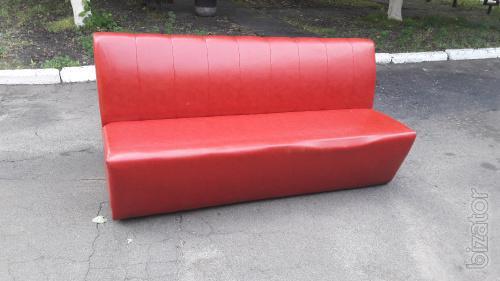 BU sofas for restaurants, bars, cafes