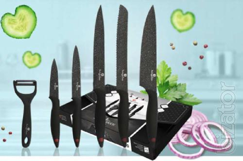 The Swiss army knives do not require sharpening