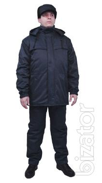 Jacket insulated operating pole