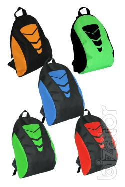 New models of daypacks-droplets, for women, men, teenagers, Teens from RLB Kharkov