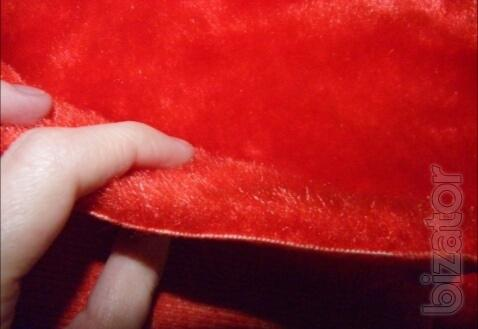 Fabric plush delievery vintage new plush