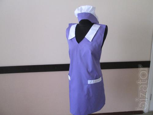Uniform for bakers