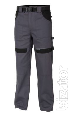 The trousers are heavy duty Cool trend, Czech Republic