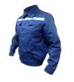 The suit is for work Riot, jacket, pants, Elektrik, dark blue