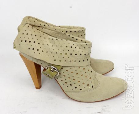 Shoes branded leather vero cuoio (zht – 002) 41 - 42 size