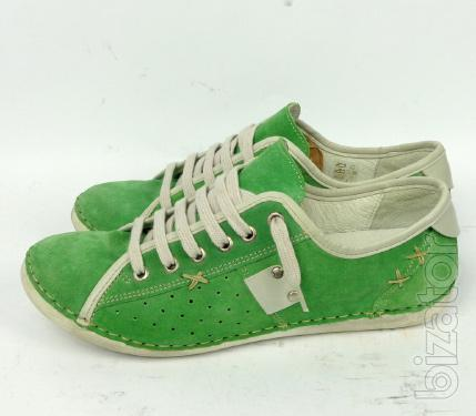 Sneakers, rare suede loafers Womens (CU – 375) 41 – 41.5 size