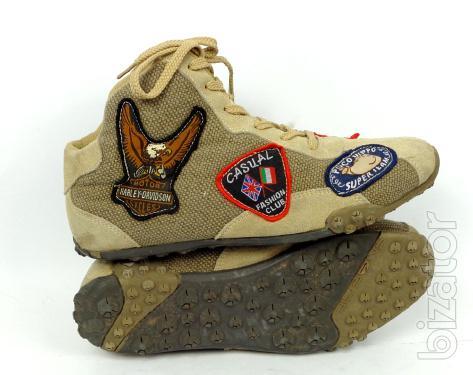 Sneakers, sneakers, sneakers rare suede Diesel (CU – 376) 42 - 43 size
