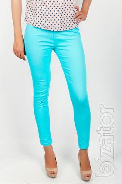 Pants female summer thin