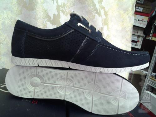 Men's spring summer moccasins,sneakers Bertoni R. 40,41,42,43,44,45