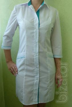 Medical gown women's Lada