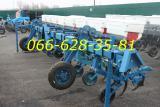 Cultivator with fertilizer system krnv 4.2/5.6
