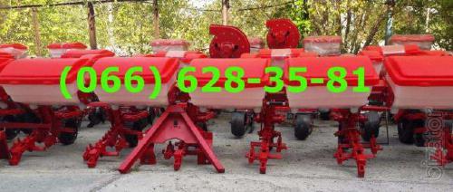 Fertilizer system (banks for fertilizers) on cultivators KRN krnv
