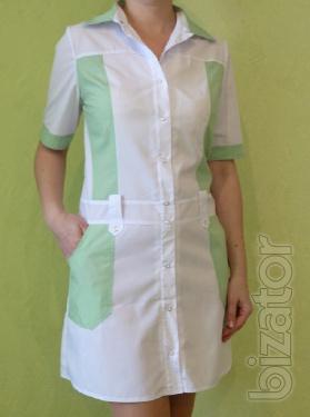 Medical costume Nicole-2 color