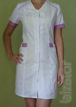 Medical gown Lily, female