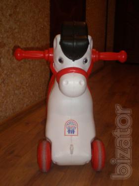 Sell horse rocking-wheelchair Pilsan