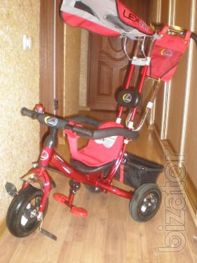 Sell 3-wheel bike Lex-007 with bear. handle (inflatable wheels)