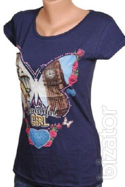 T-shirts for women wholesale