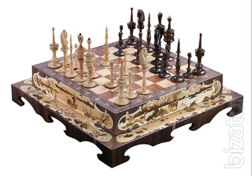 Checkerboard, VIP gifts, Board Hunting